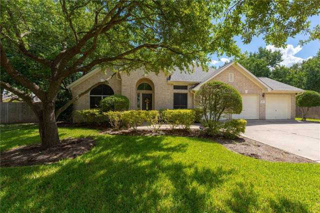 805 Sykes Ct, Pflugerville, TX 78660 (#6811281) :: RE/MAX Capital City