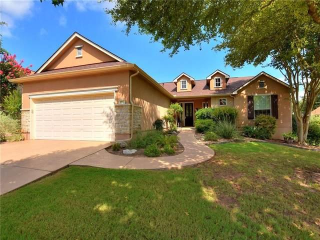 112 Grapevine Ln, Georgetown, TX 78633 (#6812739) :: Ben Kinney Real Estate Team