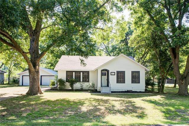 407 Alva, Thrall, TX 76578 (#6813361) :: The Heyl Group at Keller Williams