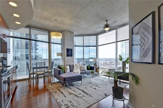 360 Nueces St #1702, Austin, TX 78701 (#6814478) :: Douglas Residential