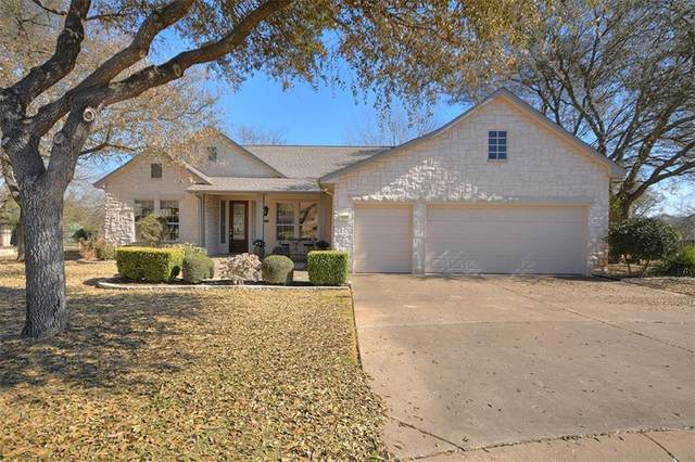 118 High Trail Dr, Georgetown, TX 78633 (#6817229) :: The Perry Henderson Group at Berkshire Hathaway Texas Realty