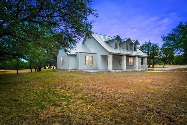 1068 Cielo Springs Dr, Blanco, TX 78606 (#6818216) :: First Texas Brokerage Company