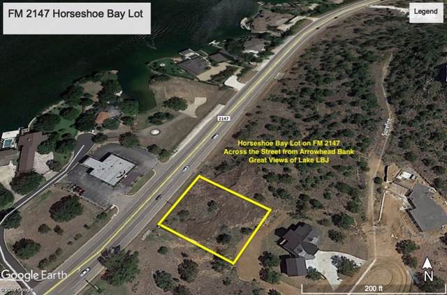 TBA Fm 2147, Horseshoe Bay, TX 78657 (#6819067) :: The Perry Henderson Group at Berkshire Hathaway Texas Realty