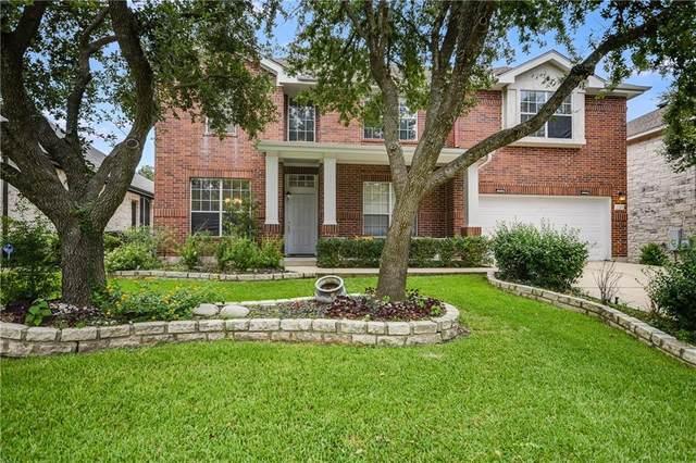 2209 Shark Loop, Round Rock, TX 78664 (#6819999) :: Papasan Real Estate Team @ Keller Williams Realty