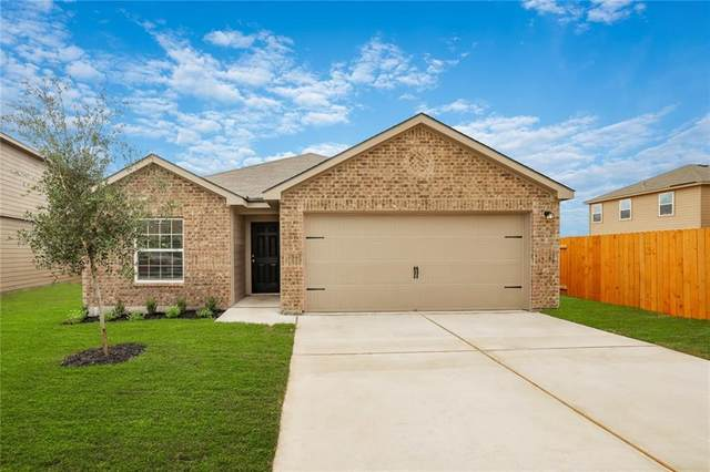 409 Hyacinth Way, Jarrell, TX 76537 (#6820681) :: R3 Marketing Group