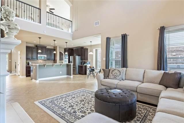 2901 Saint Christina Ct, Round Rock, TX 78665 (#6821036) :: Zina & Co. Real Estate