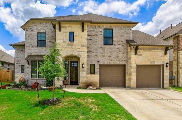 108 Shady Point Ct, Georgetown, TX 78628 (#6821784) :: Ben Kinney Real Estate Team