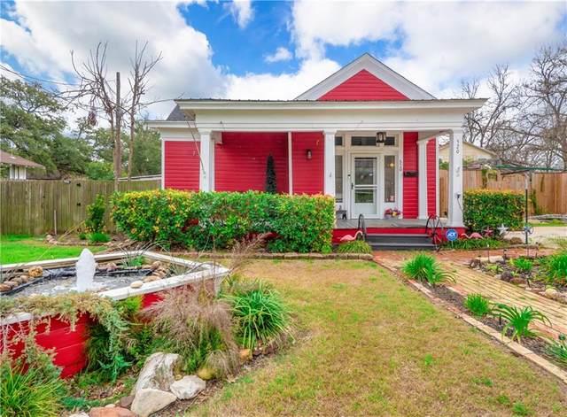 520 W Prairie Lea St, Lockhart, TX 78644 (#6823178) :: Ben Kinney Real Estate Team