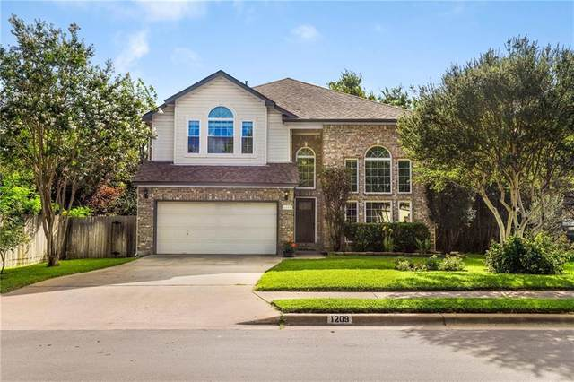 1209 Bobwhite Ct, Round Rock, TX 78681 (#6823797) :: The Summers Group