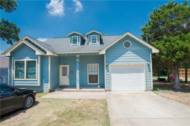 106 Park Rd, Bastrop, TX 78602 (#6824827) :: The Heyl Group at Keller Williams