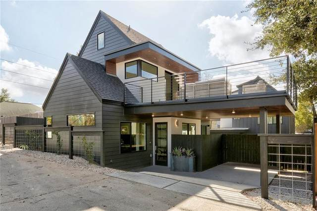 1210 E 10th St #2, Austin, TX 78702 (#6825610) :: Zina & Co. Real Estate