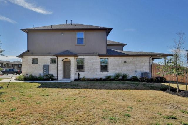 2880 Donnell Dr #2703, Round Rock, TX 78664 (#6826083) :: The Gregory Group