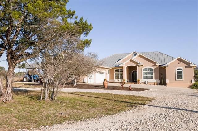 200 Lake On Flat Creek Dr W, Johnson City, TX 78636 (#6827495) :: Papasan Real Estate Team @ Keller Williams Realty