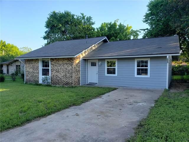 6107 Calmar Cv, Austin, TX 78721 (#6830456) :: Papasan Real Estate Team @ Keller Williams Realty