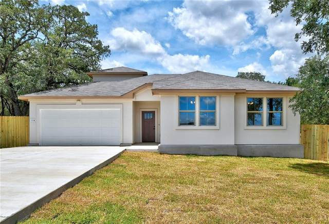 224 Coyote Ridge, Cedar Creek, TX 78612 (#6832771) :: Papasan Real Estate Team @ Keller Williams Realty