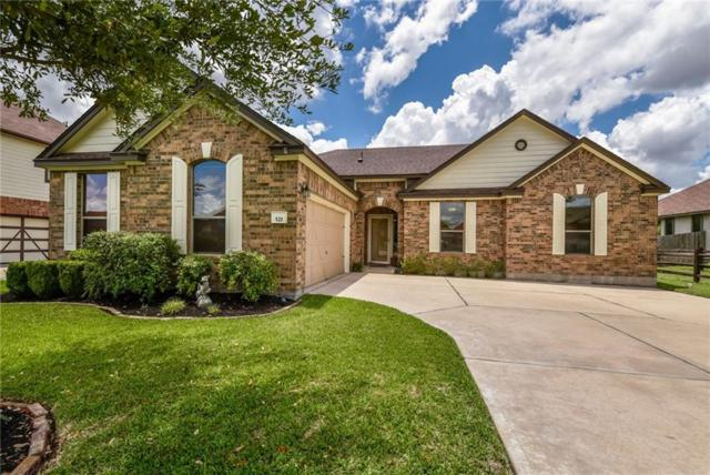 521 Willow Walk Dr, Pflugerville, TX 78660 (#6834802) :: Papasan Real Estate Team @ Keller Williams Realty