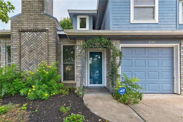 2144 Surrender Ave, Austin, TX 78728 (#6835507) :: Ben Kinney Real Estate Team