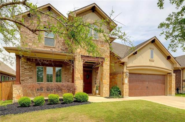 108 Canyon Lake Ln, Georgetown, TX 78628 (#6838312) :: Realty Executives - Town & Country