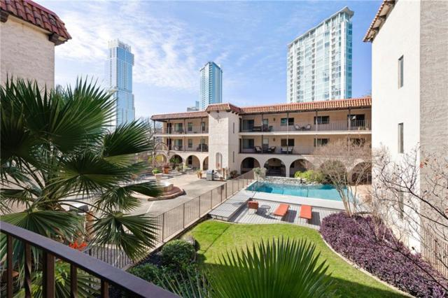 505 W 7th St #205, Austin, TX 78701 (#6838893) :: Watters International
