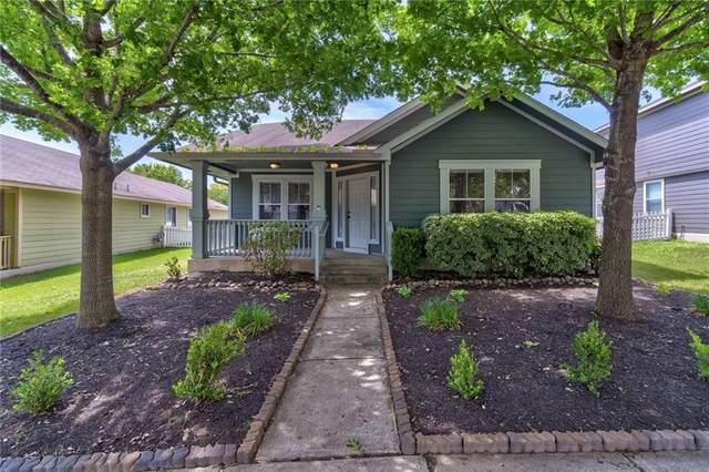 181 Polk, Kyle, TX 78640 (#6838998) :: Ben Kinney Real Estate Team