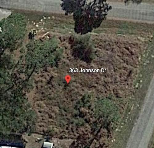 363 Johnson Dr, Rockport, TX 78382 (MLS #6840157) :: Brautigan Realty