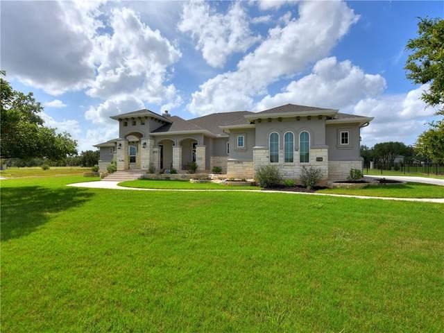 216 Red Mulberry Way, Leander, TX 78641 (#6840810) :: Papasan Real Estate Team @ Keller Williams Realty
