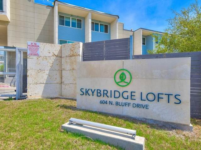 604 N Bluff Dr N #149, Austin, TX 78745 (#6843317) :: Lucido Global