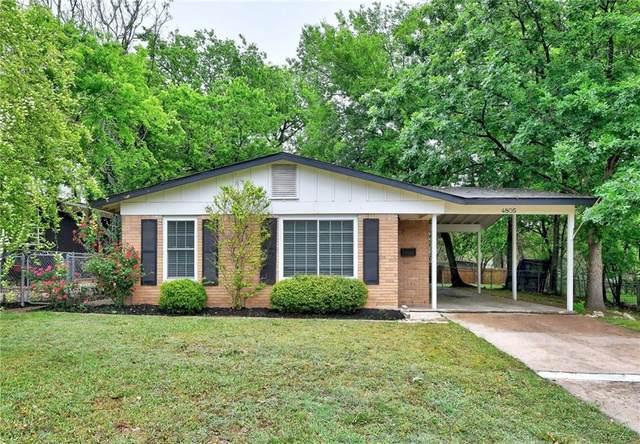 4805 Lansing Dr, Austin, TX 78745 (#6844458) :: Ben Kinney Real Estate Team