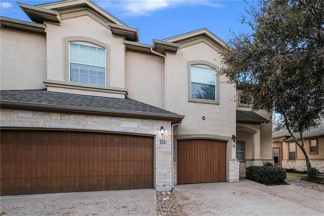 7708 San Felipe Blvd #9, Austin, TX 78729 (#6844600) :: Zina & Co. Real Estate