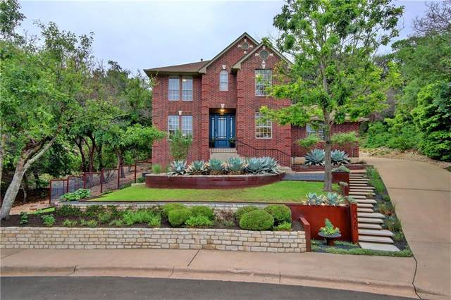 4026 Walnut Clay Dr, Austin, TX 78731 (#6845091) :: Zina & Co. Real Estate