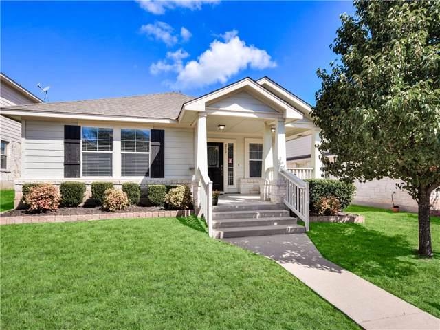 212 Yucca House Dr, Pflugerville, TX 78660 (#6847845) :: Ben Kinney Real Estate Team