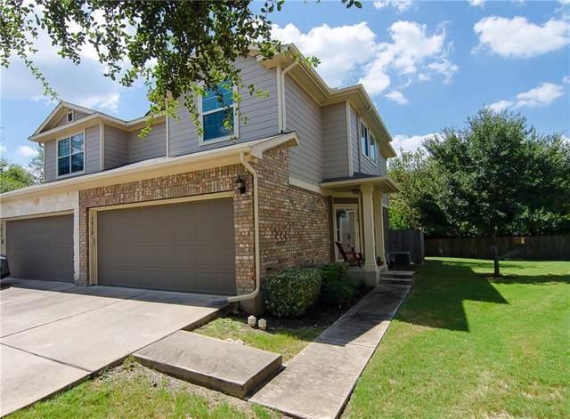 701 Jane Austen Trl B, Pflugerville, TX 78660 (#6851307) :: Ana Luxury Homes