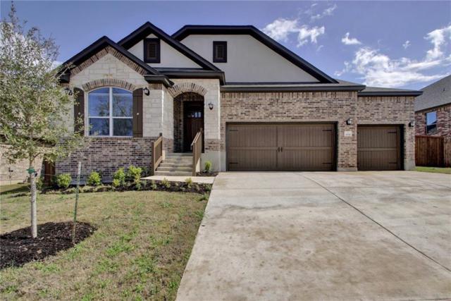 3032 Freeman Park Dr, Round Rock, TX 78665 (#6853337) :: Watters International
