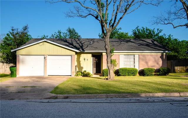 1203 Green Downs Dr, Round Rock, TX 78664 (#6853398) :: The Heyl Group at Keller Williams