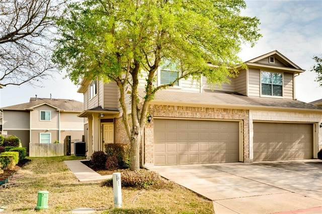 801 Jane Austen Trl A, Pflugerville, TX 78660 (#6856452) :: RE/MAX IDEAL REALTY