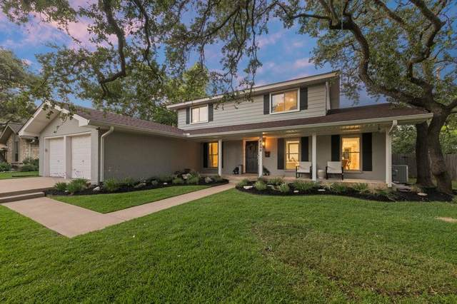 4208 Bamford Dr, Austin, TX 78731 (#6856582) :: Zina & Co. Real Estate