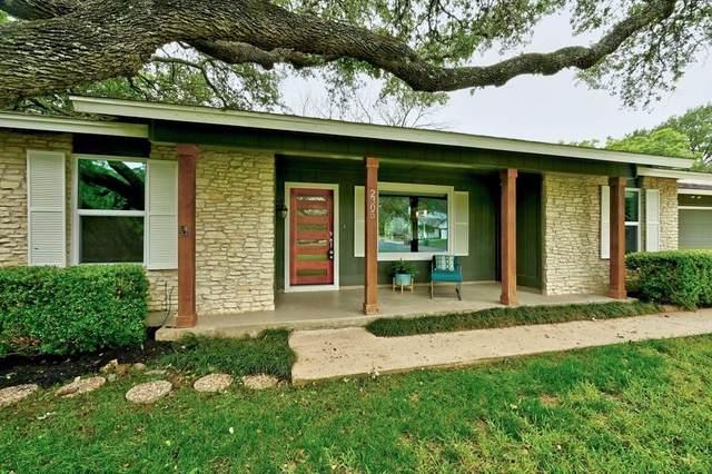 2305 Burly Oak Dr, Austin, TX 78745 (#6856929) :: Sunburst Realty