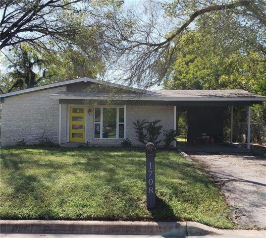 1708 Bunche Rd, Austin, TX 78721 (#6858658) :: The Gregory Group