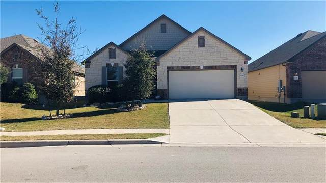12405 Dwight Eisenhower St, Manor, TX 78653 (#6860677) :: Realty Executives - Town & Country