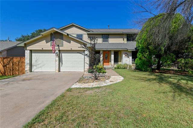 1708 Lightfoot Dr, Round Rock, TX 78681 (#6863720) :: Papasan Real Estate Team @ Keller Williams Realty