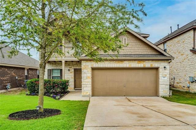 414 Travertine Trl, Buda, TX 78610 (#6867561) :: Ben Kinney Real Estate Team