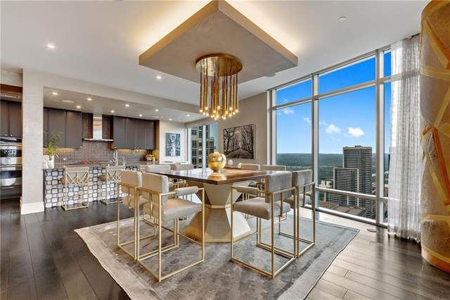 200 Congress Ave 32NW, Austin, TX 78701 (#6868763) :: Resident Realty