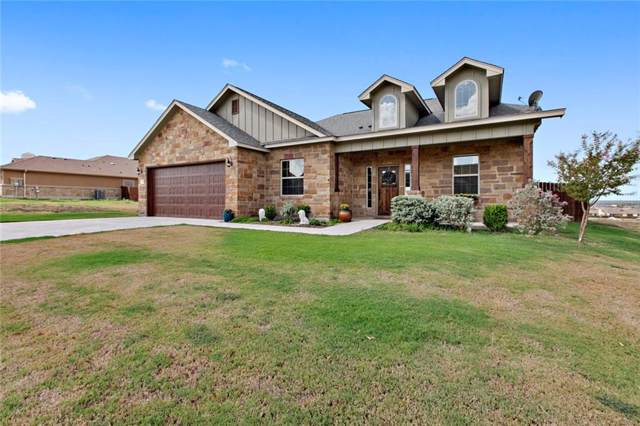 309 Western Sky Trl, Jarrell, TX 76537 (#6869818) :: The Perry Henderson Group at Berkshire Hathaway Texas Realty