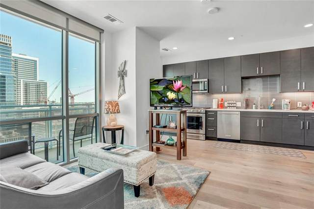 222 West Ave #1605, Austin, TX 78701 (#6871680) :: Green City Realty