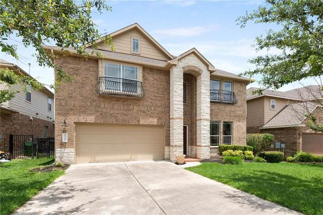 1712 Greenside Trl, Round Rock, TX 78665 (#6874127) :: The Perry Henderson Group at Berkshire Hathaway Texas Realty