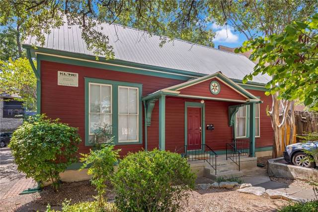 209 E 31st St, Austin, TX 78705 (#6875057) :: The Heyl Group at Keller Williams