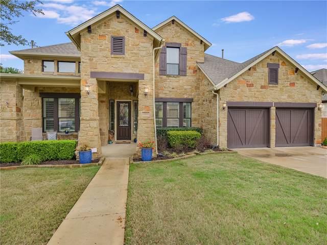 153 Archipelago Trl, Austin, TX 78717 (#6876071) :: Ben Kinney Real Estate Team