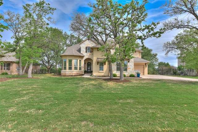 3013 Vista Heights Dr, Leander, TX 78641 (#6876082) :: Azuri Group | All City Real Estate