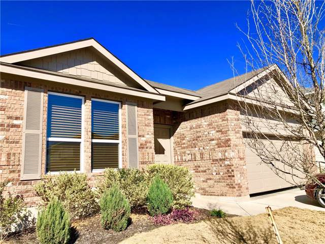 118 Four Star Dr, Elgin, TX 78621 (#6876523) :: The Perry Henderson Group at Berkshire Hathaway Texas Realty