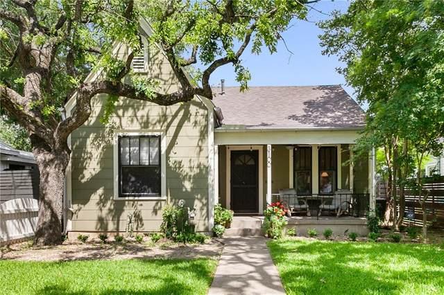 3100 Lafayette Ave, Austin, TX 78722 (#6877035) :: Papasan Real Estate Team @ Keller Williams Realty